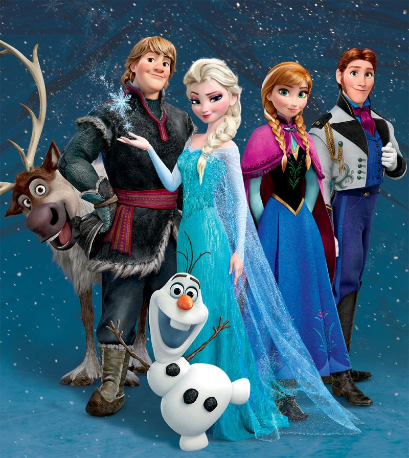 FLASH SPECIAL: The Cool Cast Of Disney's FROZEN