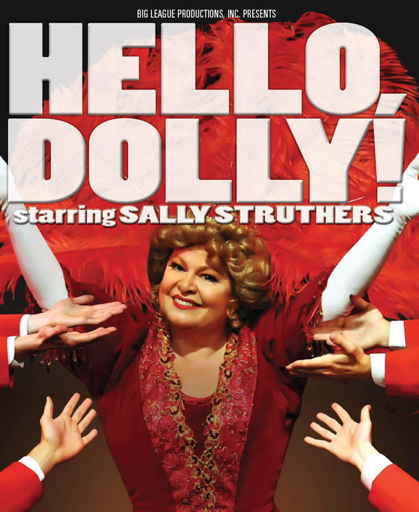 First Trailer For Sally Struthers In New HELLO, DOLLY! National Tour