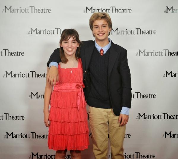 Caroline Heffernan and Brady Tutton Photo