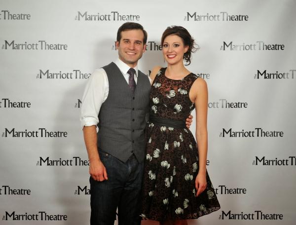 Jameson Cooper and Melissa Zaremba