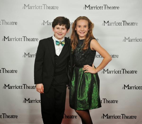 Johnny Rabe and Madison Gloria Olszewski Photo