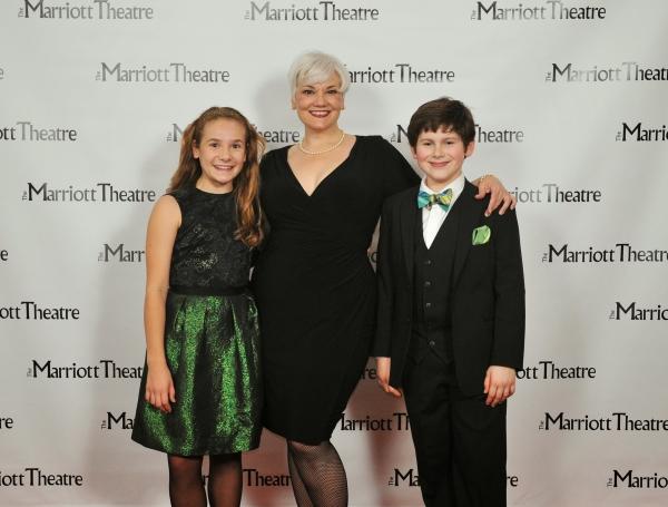 Madison Gloria Olszewski, Rebecca Finnegan and Johnny Rabe Photo