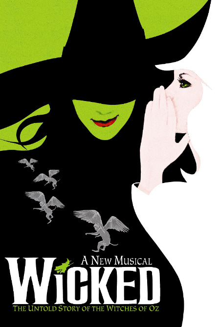 Behind The Scenes Of The New WICKED 2013-14 West End Photo Shoot