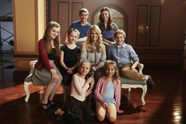 Photo Flash: THE SOUND OF MUSIC on NBC Casts the von Trapp Children!