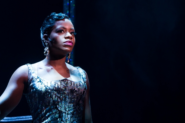 Photo Flash: First Look at Fantasia, Dule Hill & More in AFTER MIDNIGHT on Broadway!