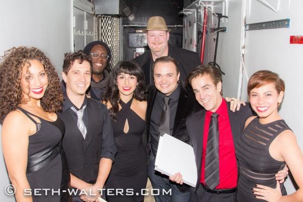 Ashley Betton, Brad Meehan, Lavondo Thomas, Shira  Elias, Matthew Polashek, Mike Murr Photo