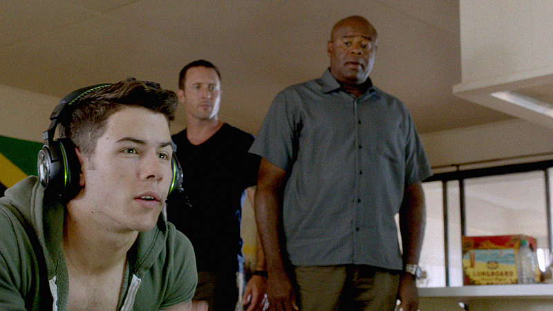 FIRST LOOK - Nick Jonas to Guest Star on CBS's HAWAII FIVE O, 11/15
