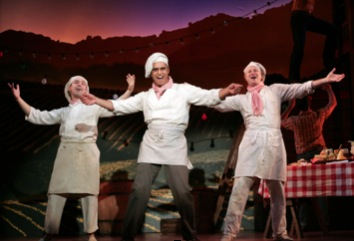 BWW Blog: Eric Ulloa of Goodspeed's THE MOST HAPPY FELLA - I Can Cook Too