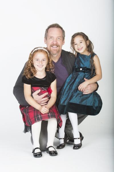 Steve Blanchard, Taylor Coleman and Gabriella Dimmick