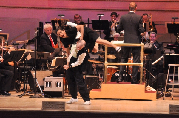 Swing Dancers-Nathan Bugh and Josephine Say Photo