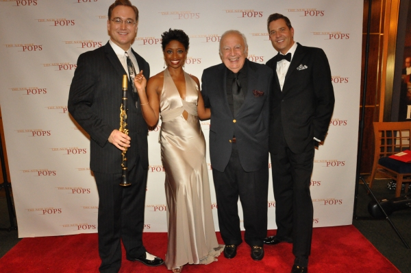 Photo Coverage: Montego Glover Performs with New York Pops SING SING SWING