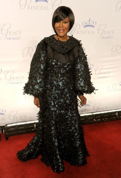 Prince Rainier III Award Recipient Cicely Tyson Photo