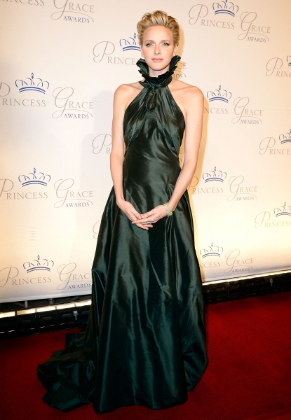 HSH Princess Charlene of Monaco