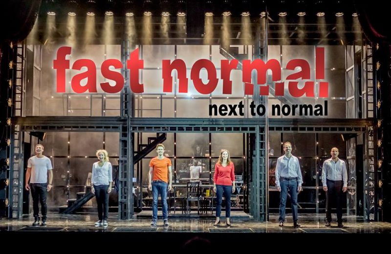 Live Recording In The Works Of German NEXT TO NORMAL, Starring Douwes