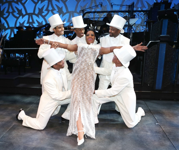 Photo Coverage: Fantasia 'Falls Back' AFTER MIDNIGHT