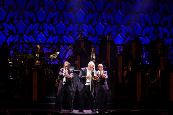 Review: AFTER MIDNIGHT Shimmers with Harlem Elegance