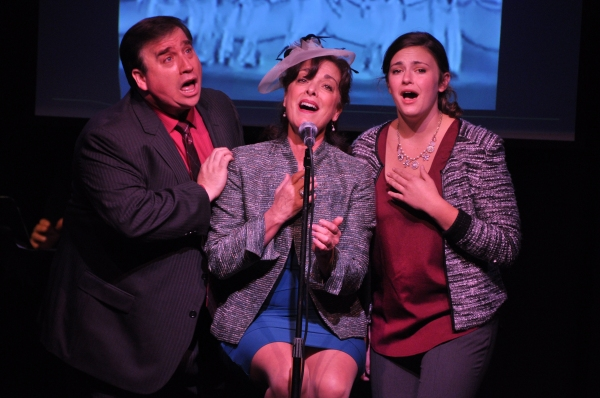 Photo Coverage: First Look at ON THE RECORD at Stage 72