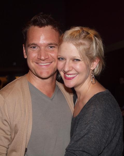 Tom Lowe and Jen Malenke