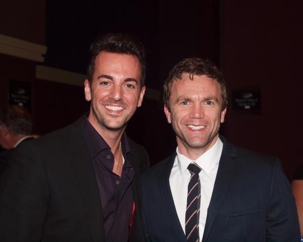 Robert Pieranunzi and John Todd Photo