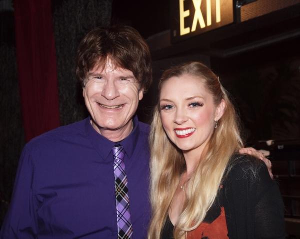 Steven Stanley and Katy Tabb