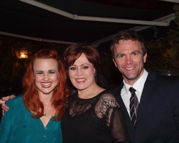 Rebecca Ann Johnson, Tracy Lore, and John Todd Photo