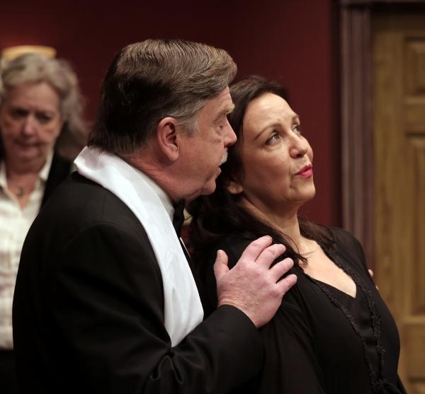 Maureen Butler, Tony Reilly and Denise Poirier