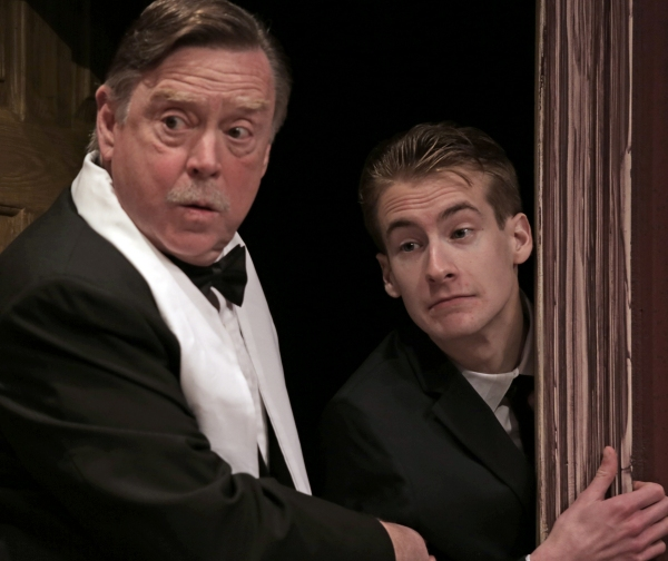 Tony Reilly and Tristan Rolfe  Photo