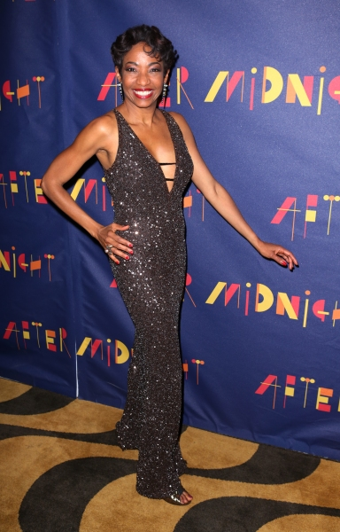Photo Coverage: Fantasia, Dule Hill & AFTER MIDNIGHT Cast Celebrate Opening Night!