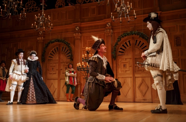 Photo Flash: First Look at Mark Rylance, Stephen Fry & More in TWELFTH NIGHT & RICHARD III on Broadway!