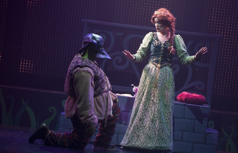 BWW Interview: Andrew Di Rosa Talks SHREK, Musical Inspirations, and Dream Roles
