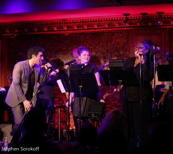 Jarrod Specor, Rachel Stern, Teresa Gattison
