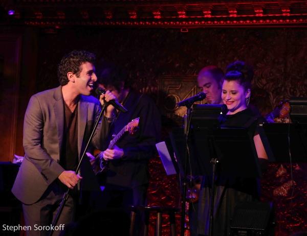 Jarrod Spector & Rachel Stern