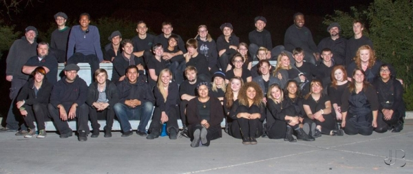 BWW Blog: Jesse Swimm of Tuacahn's MARY POPPINS - With Every Job That Is Complete