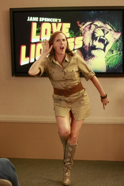 Photo Flash: First Look - Molly Shannon Guest Stars on ABC's SUPER FUN NIGHT with Rebel Wilson