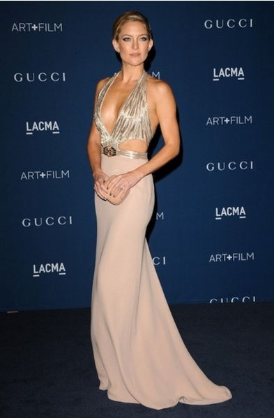 Kate Hudson at the 2013 LACMA Art + Film Gala