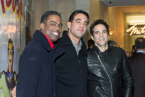 Chris Rock, Bobby Cannavale, Yul Vazquez