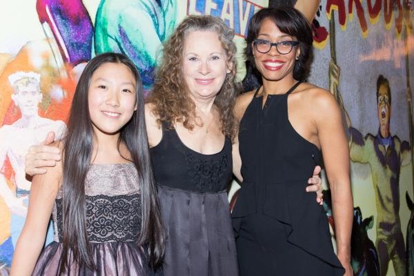 Misha Seo, Lizbeth Mackay, Karen Pittman