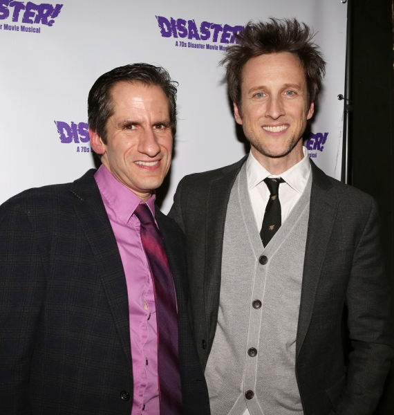 Seth Rudetsky and Jack Plotnick