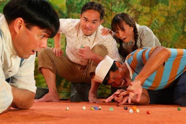 "Kala�""i Stern, Alvin Chan, Maile Holck, Junior Tesoro Photo"