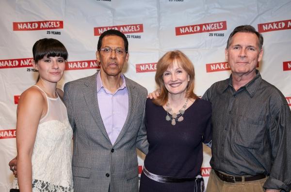 Liz Carlson, Peter J. Fernandez, Kathryn Rosseter & Cotter Smith
