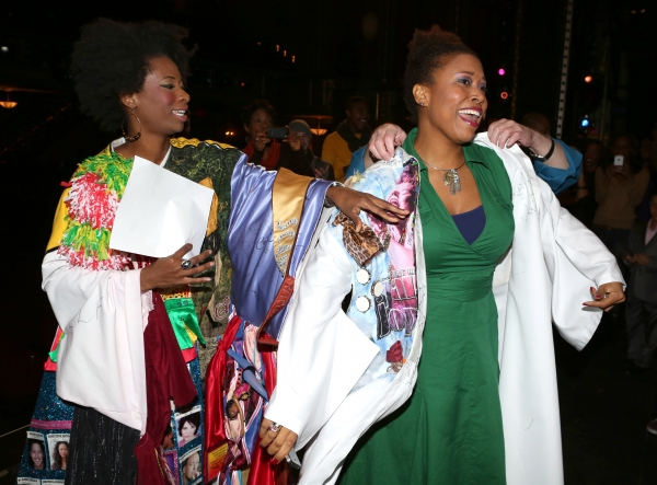 Exclusive Photo Coverage: Inside AFTER MIDNIGHT's Gypsy Robe Ceremony