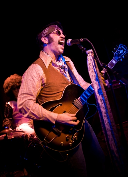 Photo Flash: Jason Gotay, Emma Hunton & More Take Bowery Electric Stage for Ninth Annual ROCKERS ANONYMOUS