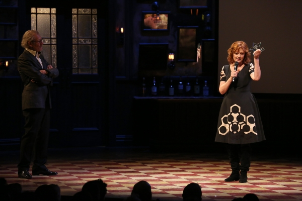 Photo Coverage: Susan Sarandon Honored at Only Make Believe Gala