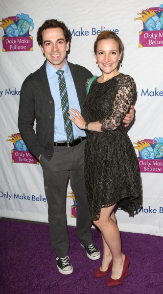 Photo Coverage: 'Only Make Believe' Gala - Arrivals!
