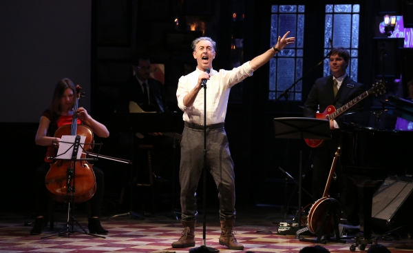 Photo Coverage: Alan Cumming, Andy Karl & More Perform at Only Make Believe Gala- Part 1