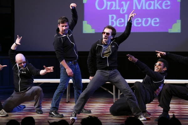 Photo Coverage: Rob McClure, Orfeh, Brad Oscar & More Perform at Only Make Believe Gala- Part 2