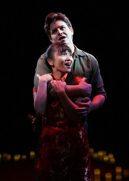 Jennifer Paz and Jason Forbach