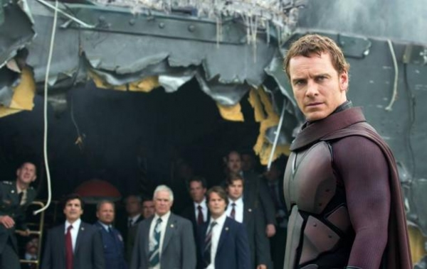 Photo Flash: New Photo of Michael Fassbender in X-MEN: DAYS OF FUTURE PAST