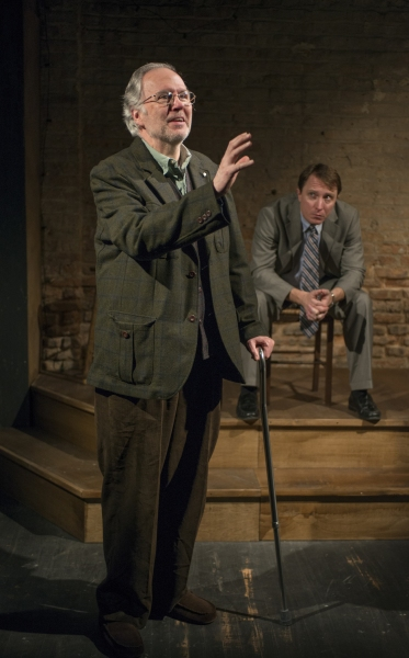 Photo Flash: First Look at PORT AUTHORITY, Opening Tonight at Writers Theatre