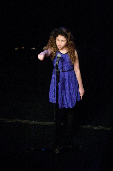 Skye Alyssa Friedman (Annie)